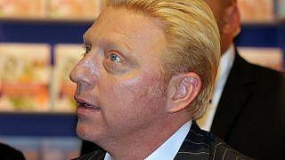 Boris Becker, Frankfurter Buchmesse 2013