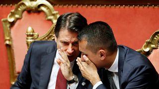 Tovább húzódik az olasz kormányválság