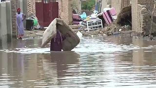 الفيضانات تقتل و تشرد آلاف الأسر في السودان