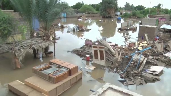 Dozens dead after Sudan hit by weeks of heavy rain