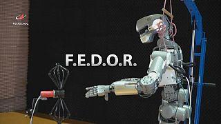 Кто вы, робот Федор?