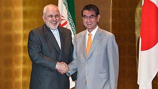 وزیر خارجه ژاپن: توکیو تلاش میکند به کاهش تنشها در خاورمیانه کمک کند