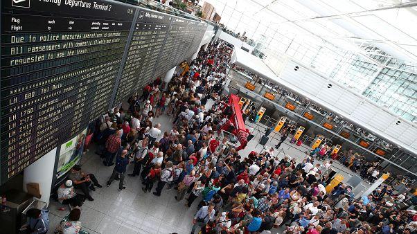 Flughafen München: Verirrter Spanier sorgt für 130 Flugausfälle