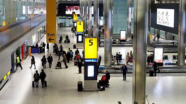 تجهیز فرودگاههای بریتانیا به فناوری اسکن سهبعدی چمدانها