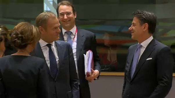 Il governo italiano, una partita anche europea