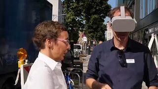 Virtuelle Zeitreise durch das geteilte Berlin