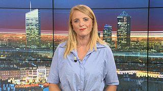 Euronews Sera | TG europeo, edizione di martedì 27 agosto 2019