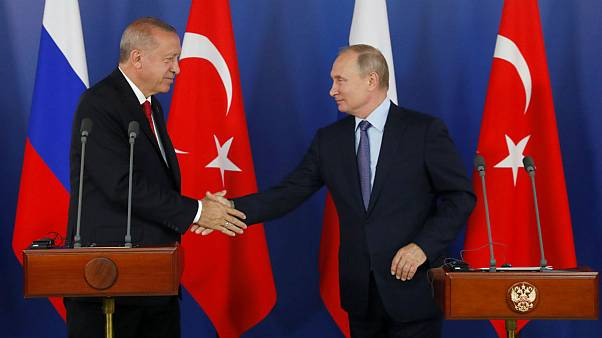 توافق روسیه و ترکیه برای پاکسازی ادلب؛ اردوغان: نیروهای حاضر در سوریه حق دفاع دارند