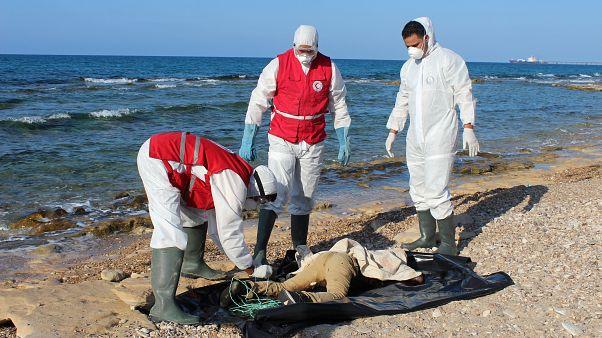 BM, Libya açıklarında bir teknenin batması sonucu kaybolan 40 kişinin hayatından endişeli