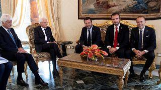 إيطاليا تقترب من اتفاق سياسي لتشكيل ائتلاف حكومي جديد