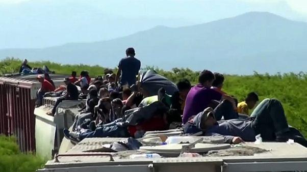 "Nordwärts durch Mexiko - Der Todeszug ""La Bestia"""