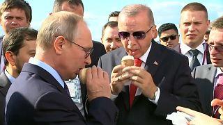 Syrien-Termin in Moskau: Auf ein Eis mit Erdogan