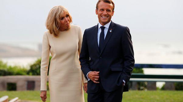 'Sorry, Brigitte': Brazilians apologise to Macron after 'rude' Bolsonaro comments