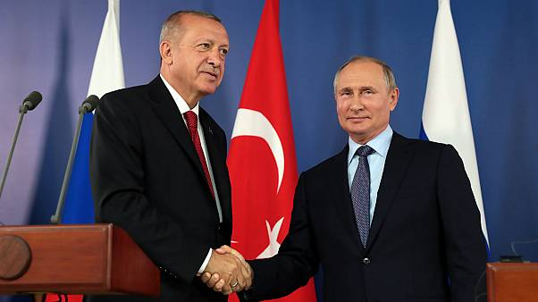 بوتين: إقامة منطقة أمنية على الحدود التركية - السورية سيكون جيدا لوحدة أراضي سوريا