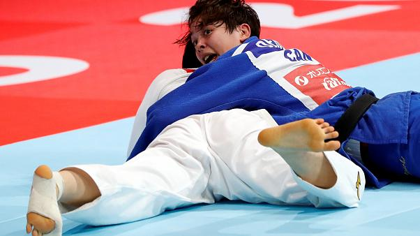 Japan and Canada strike judo gold on Day 3 of 2019 World Championships
