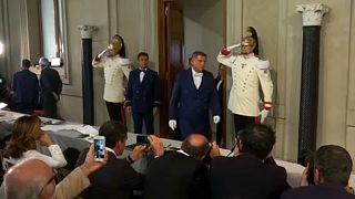 Ιταλία: Ατέρμονες διαπραγματεύσεις για τον σχηματισμό κυβέρνησης