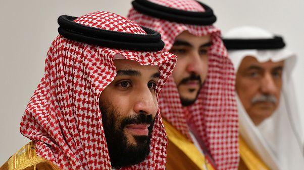 وليّ العهد السعودي الأمير محمد بن سلمان