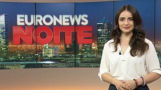 Euronews Noite | As notícias do Mundo de 27 de Agosto de 2019