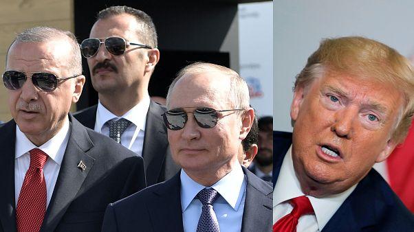 ABD Dışilişkiler Komitesinden Trump'a 'Türkiye'ye yaptırım uygula' çağrısı