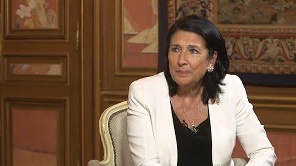 """Surabischwili im Interview: """"Die Georgier fühlen sich als Europäer"""""""