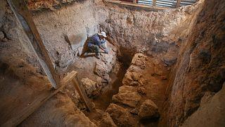 Peru'da tanrılara kurban edilen yüzlerce çocuğun mezarı bulundu