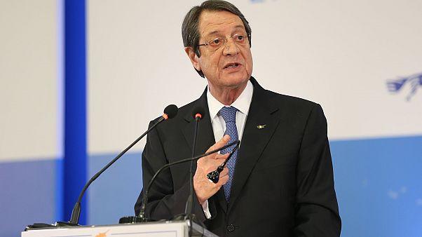 Ο Πρόεδρος της Δημοκρατίας, Νίκος Αναστασιάδης