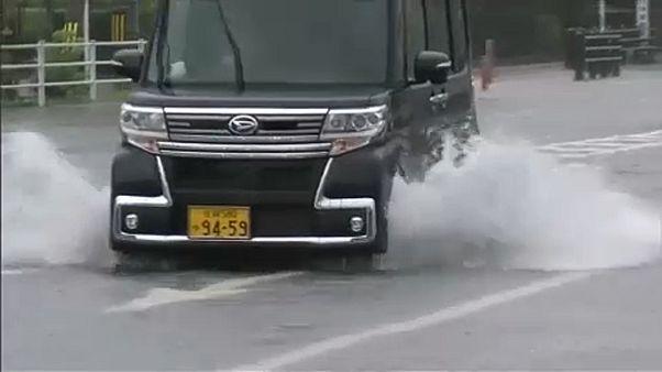 Ítéletidő Japánban