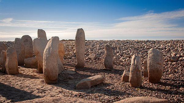 Stonehenge-re megszólalásig hasonlító templomot fedeztek fel Spanyolországban