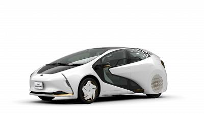 Concept-i will be the operating vehicle at the Olympic torch relay and lead vehicle in the marathon