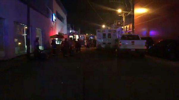 Al menos 23 muertos en un ataque con cócteles molotov en Veracruz