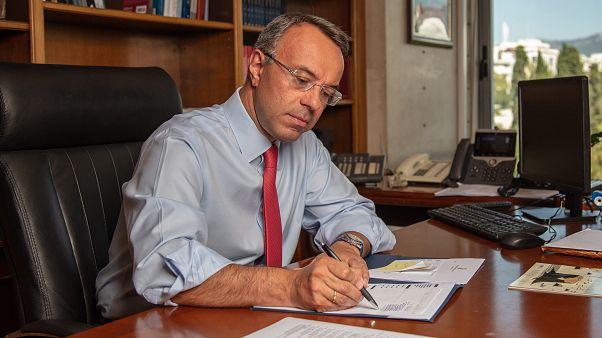 Ο υπουργός Οικονομικών, Χρήστο Σταϊκούρα