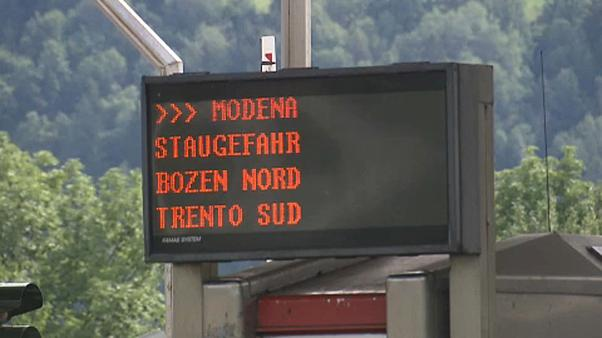 Lösung für Entlastung der Brenner-Autobahn gesucht