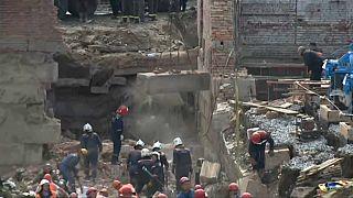 Трагедия в Новосибирске