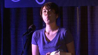 برگزاری مسابقات جهانی سوتزنی؛ یک هنرمند ژاپنی اول شد