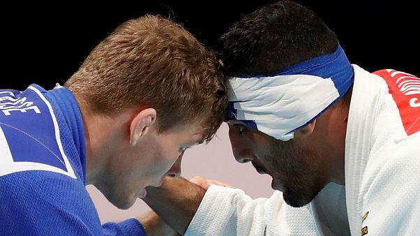 جودو قهرمانی جهان؛ شکست مشکوک سعید مولایی در نیمه نهایی و نخستین قهرمانی اسرائیل