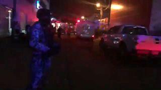 Meksika'da gece kulübüne molotof kokteylli saldırı: En az 23 ölü