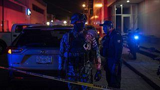 حمله مردان مسلح به یک بار در مکزیک ۲۳ کشته بر جای گذاشت