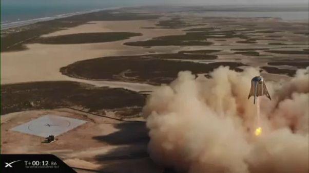 Πιο κοντά στο στόχο η SpaceX