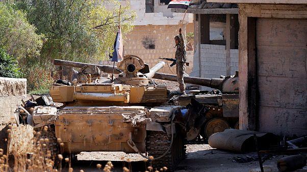 """""""Suriye güçleri, İdlib'deki Türk gözlem noktası yakınlarına saldırdı"""""""