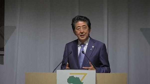 Japão promete 20 mil milhões para África