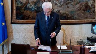 L'Italie se rapproche d'une coalition
