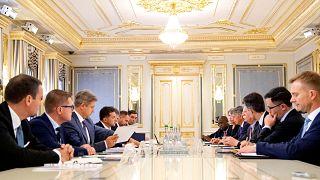 США призывают Украину к осторожности в отношениях с Китаем