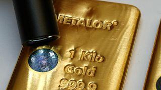 Altın endüstrisinin başını ağrıtan külçeler: Sahte damgalı gerçek altınlar