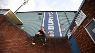 Football anglais : en faillite, le Bury FC quitte le monde professionnel