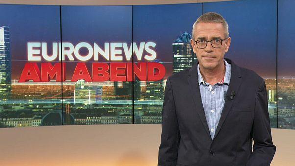 Euronews am Abend vom 28.08.2019