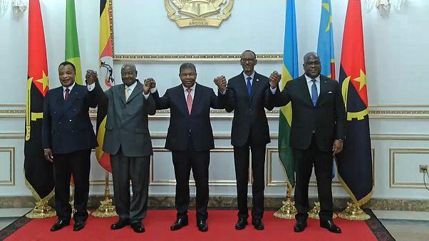 Ruanda e Uganda apostam na cooperação