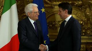 Presidente italiano convoca Giuseppe Conte