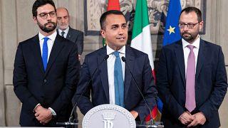 الحكومة الإيطالية الجديدة تؤدي اليمين الدستورية قريباً