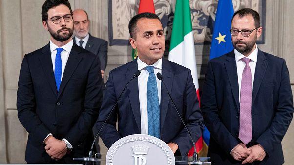İtalya'da hükümet krizi çözüldü: İkinci Conte dönemi için partiler anlaşmaya vardı
