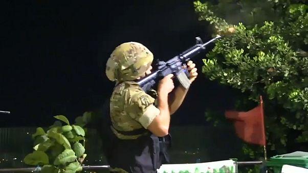 الجيش اللبناني يطلق النار على طائرتين مسيّرتين إسرائيليتين جنوب لبنان